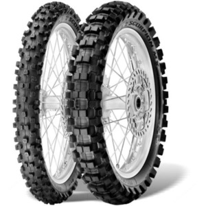 98-33043 | Pirelli SCORPION MX Extra Junior 70/100-17 (40M) TT eteen
